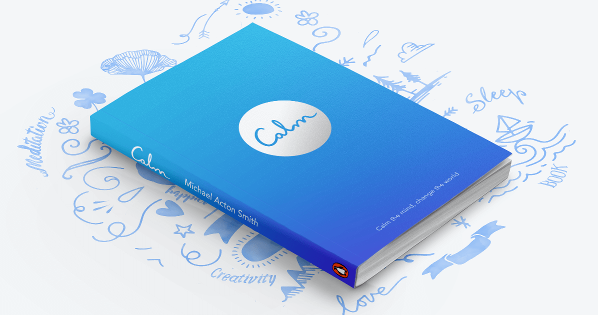 Calm The Calm Book