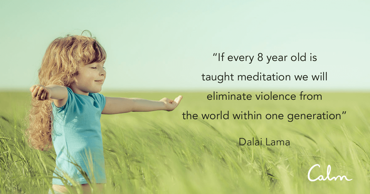 Is Mindfulness Meditation Good For Kids >> Calm Free For Schools
