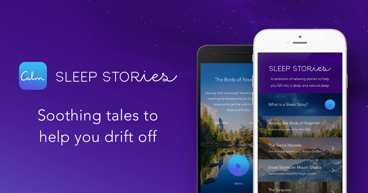 Calm - Sleep Stories
